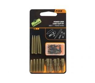 Комплект клипсове Fox Lead Clip Kit