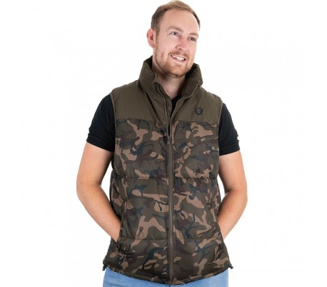 Грейка Fox Camo/Khaki RS Gillet