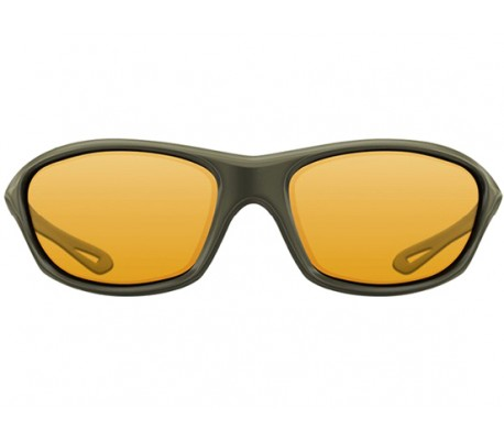 Очила Korda Wraps Sunglasses Olive/Yellow Lense