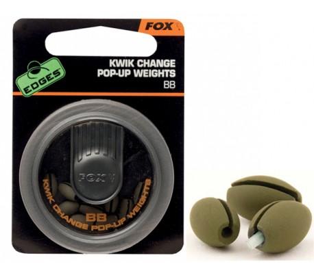 Тежести Fox Kwik Change Pop-Up Weights