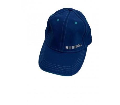 Шапка с козирка Shimano Ocean Blue