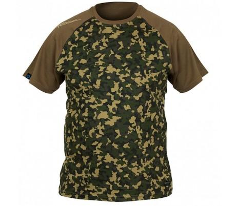 Тениска Shimano Trench Wear Raglan Tricam T-Shirt