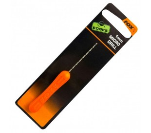 Бургия за стръв Fox EDGES™ Micro Drill 1мм