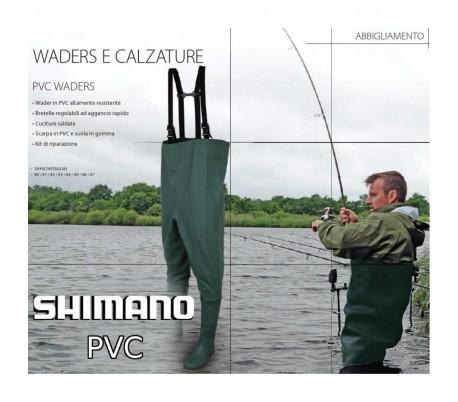 Гащеризон за газене SHIMANO PVC Wader