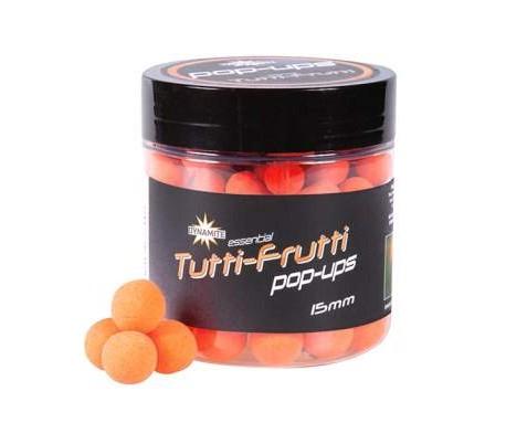 Плуващи топчета Dynamite Baits Tutti Frutti Fluro Pop-ups