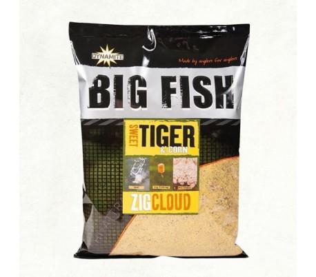 Dynamite Baits Sweet Tiger and Corn Zig Cloud 1,8kg