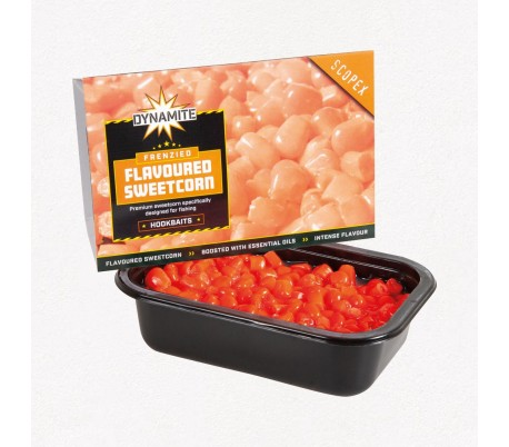 DYNAMITE BAITS Flavoured Sweetcorn Orange Scopex