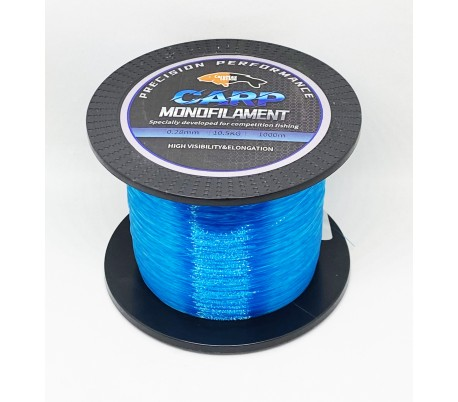 Шаранско влакно CarpMax FLUO BLUE 1000м.