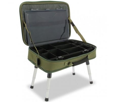 Комплект чанта с масичка NGT Carp Case System
