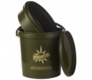 Кофа Dynamite Baits Carp Bucket 11ltr with Tray