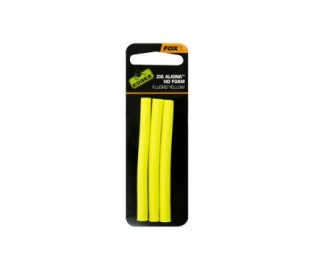 FOX EDGES™ Zig Aligna Fluoro - Yellow Foam