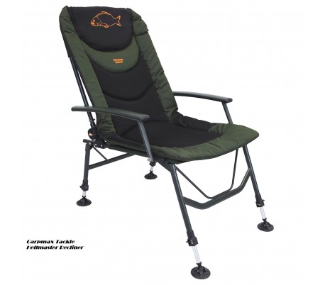 Стол Carpmax Tackle Hellmaster Recliner
