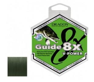 Плетено влакно Dragon Guide 8x V-Power 150м