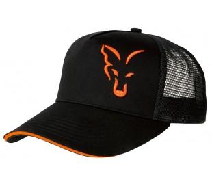 Лятна шапка с козирка Fox Green & Black Trucker Cap