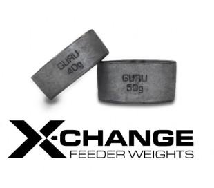 Сменяеми тежести за хранилки GURU X-Change Distance Feeders