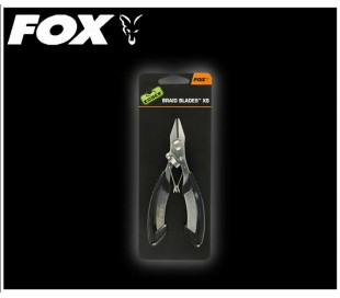 Ножица Fox Braid Blade XS