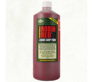 Заливка Dynamite Baits Premium Robin Red Liquid 1ltr