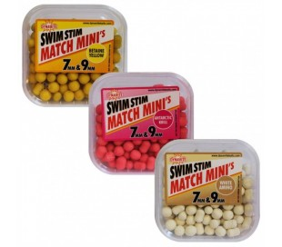 Dynamite Baits Swim Stim Match Mini 7 и 9 мм