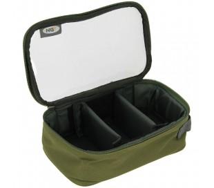 Чанта за аксесоари и олово NGT 3 Way Deluxe Lead Bag
