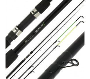 Фидер въдица NGT Feeder Max - 10ft, 2pc + 2tip Feeder Rod