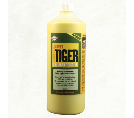 Заливка Dynamite Baits Premium Liquid Carp Food Sweet Tiger Nut 1ltr