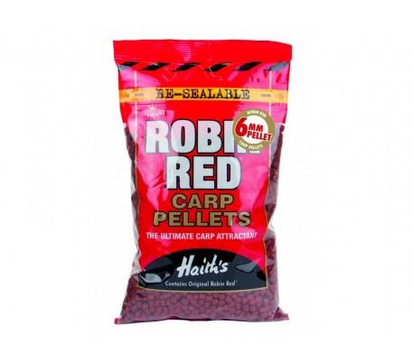 Пелети Dynamite Baits Robin Red Pellets 2мм