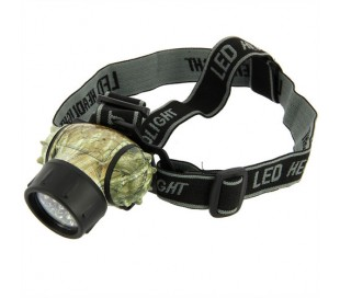 Челник NGT 19 LED Multi-Function Headlight In Camo
