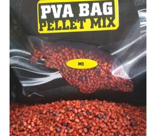 Пелети SBS Pva Bag Pellet Mix M1 500g