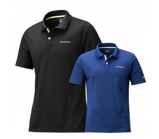 Тениска Shimano Polo Shirt Black