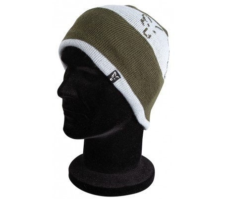 Зимна шапка Fox Green & Silver