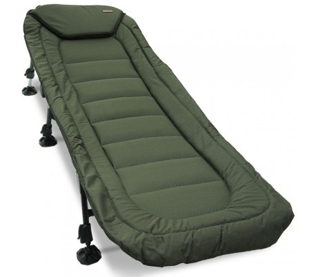 Шаранджийско легло NGT Specimen Recliner Bedchair