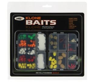 Комплект изкуствена стръв NGT Klone Baits Expert