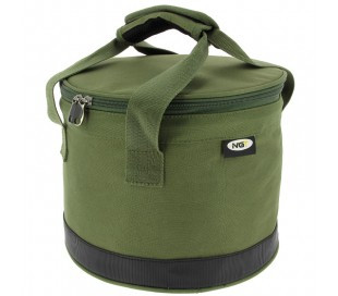 Чанта за стръв NGT Bait Bin Bag with Handles - 325