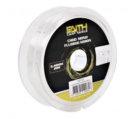 Флурокарбон Faith Chod Mono Fluorocarbon 0.40mm 20m