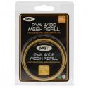 Пълнител PVA NGT Wide Refill - 7m x 35mm PVA Mesh