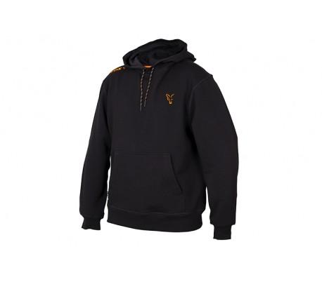 Суитчър Fox Fox Collection Orange & Black Hoodie