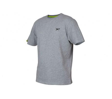 Тениска Matrix Minimal Light Grey Marl T-Shirt