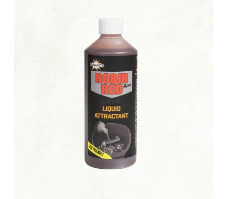 Течен атрактант Dynamite Baits Robin Red Liquid 500ml