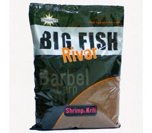 Захранка Dynamite Baits Big Fish River – Shrimp & Krill