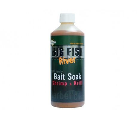 Атрактор Dynamite Big Fish River Soak - Shrimp & Krill
