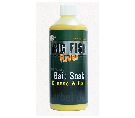 Атрактор Dynamite Big Fish River Soak - Shrimp & Krill