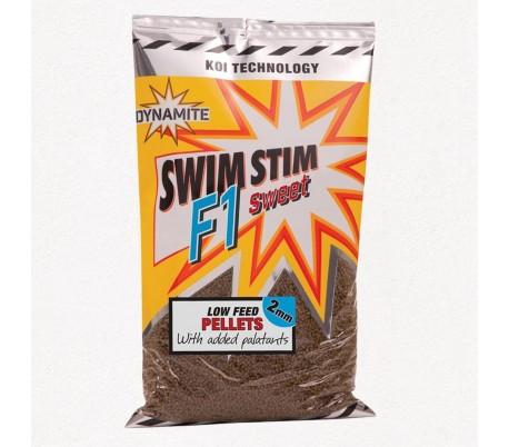 Пелети Dynamite Baits Swim Stim F1 Pellets - 2мм