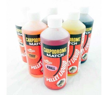 Течен Атрактант Dynamite Baits Carpodrome Hallibut Pellet Liquid