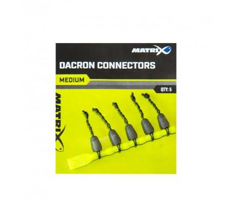 Matrix Конектори за ластик Dacron Connectors