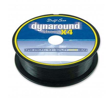4 нишково плетено влакно Deap Sea Dynaround Strong 4 PE Braid