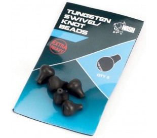 Мъниста Nash Tungsten Swivel Beads
