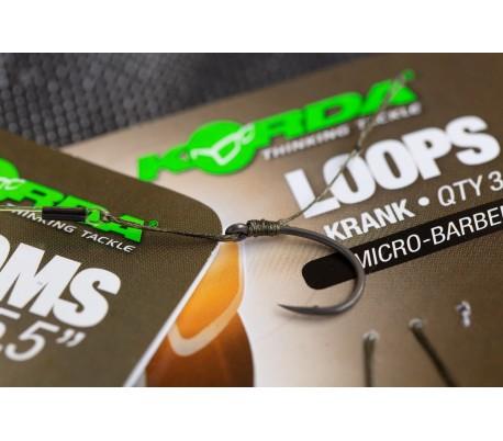 Вързани куки Korda Krank Loop Ready Tied Rigs