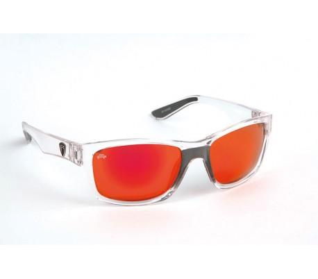 Слънчеви очила Fox Rage Camo Frame/Grey Lens Mirror Blue