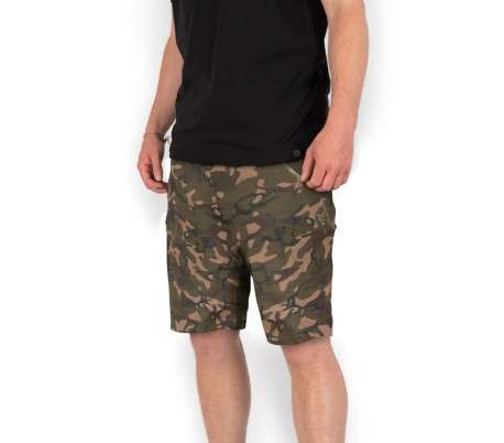 Къси панталони FOX Camo Cargo Shorts