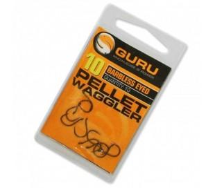 Куки Guru Hook Pellet Wagler 10бр.